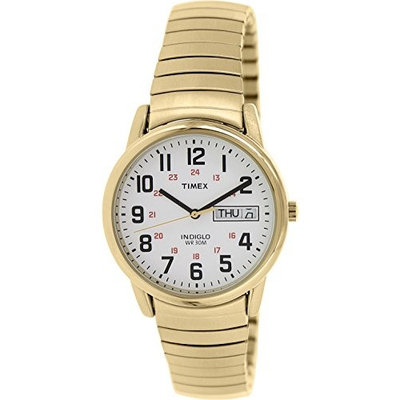 Timex Classics Easy Reader White Dial Men's watch #T2N092