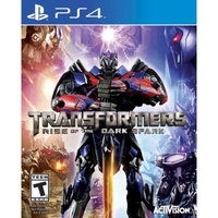 Activision Transformers: Rise of the Dark Spark(PlayStation 4)