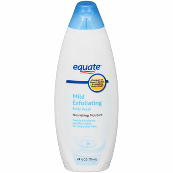 Equate Mild Exfoliating Body Wash
