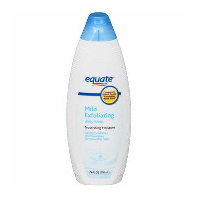 Equate Mild Exfoliating Body Wash