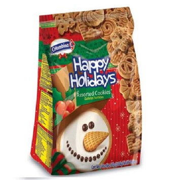 Colombina Asst. X-Mas Cookies Bag