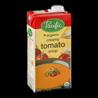 Pacific Organic Soup Creamy Tomato