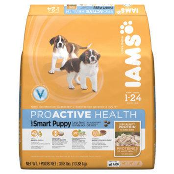 IamsA ProActive Health Large Breed Smart Puppy Food