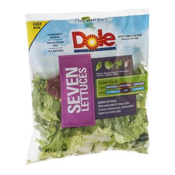 Dole Seven Lettuces Salad