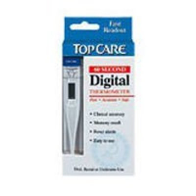 Top Care Digital 60 Second Thermometer (Case of 6)