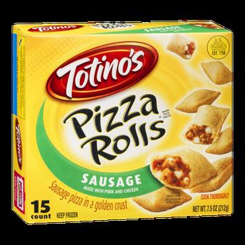 Totino's Pizza Rolls Sausage - 15 CT