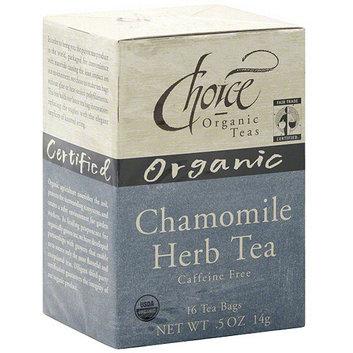 Choice Organic Teas Chamomile Tea