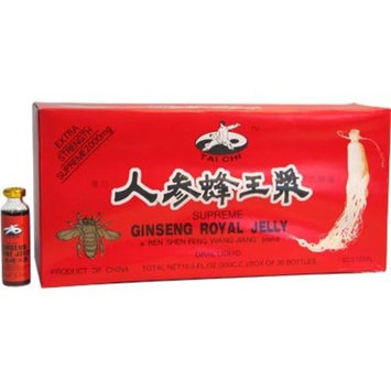 Tai Chi - Supreme Ginseng Royal Jelly Oral Liquid Supreme 2000 mg, 30 x 10 Ml