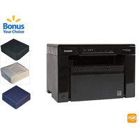 Canon imageCLASS MF3010 Laser Multifunction Printer/Copier/Scanner w/ Bonus Printer Cover Value Bundle