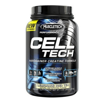 Muscletech Cell-Tech Performance Series - Limited Edition Lemonade Iced Tea