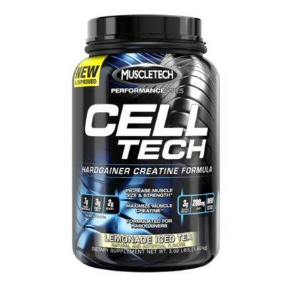 Muscletech Cell-Tech Performance Series - Limited Edition Lemonade Iced Tea
