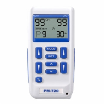 Promed Specialties ProMed Specialties Tens / EMS Digital Combination Unit 9 Modes 8 Programs Kit