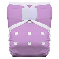 Thirsties Reusable Pocket Diaper with Hook & Loop, One Size - Orchid