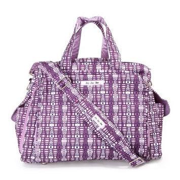 Ju Ju Be Ju-Ju-Be Be Prepared Diaper Bag, Jujuberry Squares
