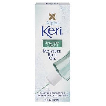Alpha Keri Shower and Bath Moisture Rich Oil
