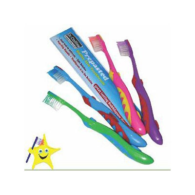 Dr. Collins Smiley Star Kids Prepasted Toothbrush