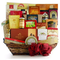 Wine.com Grand Gourmet Gift Basket