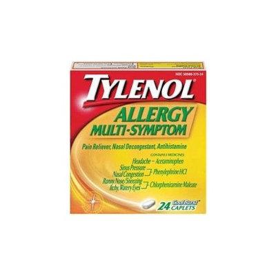 Tylenol Allergy Multi-Symptom Daytime Caplets, Cool Burst 24 ea