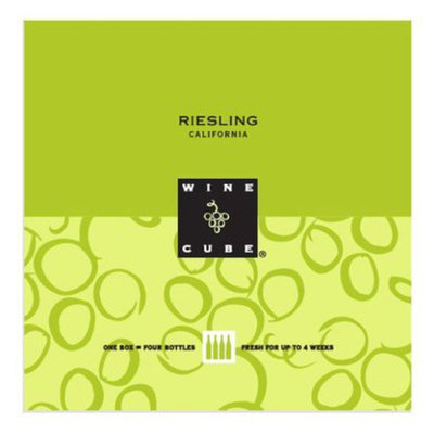 Wine Cube Riesling Boxed Wine 3 l