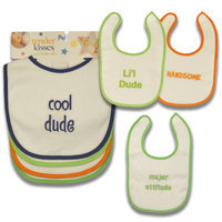 A.d. Sutton & Sons/pacesetter Tender Kisses Boy's Cool Dude 4 Pack Assortment
