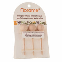 Florame Sticks for Aromatic Wooden Diffuser