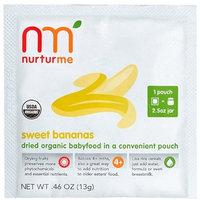 NurturMe Stage 1 Dry Baby Food - Sweet Bananas - 0.46 oz - 8 pk