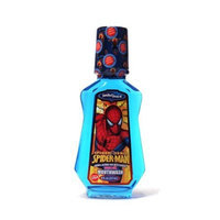 Smile Guard Spider-Man Fluoride Mouthwash, Bubble Gum Flavor, Sugar-free, Alcohol-free, 8 Fl Oz