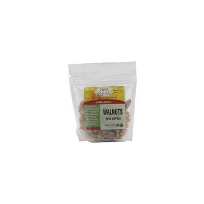 Best Of All Vitacost Organic Walnut Halves and Pieces Unsalted -- 6 oz (170 g)