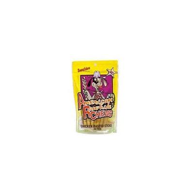 American Rawhide Chews Chicken Rawhide Sticks, 20 Pk