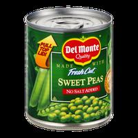 Del Monte Fresh Cut Peas No Salt Added