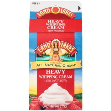 Land O Lakes Heavy Whipping Cream, 1pt