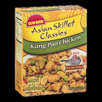 Sun-Bird Asian Skillet Classics Sauce Blend Kung Pao Chicken