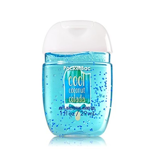Bath & Body Works PocketBac Hand Sanitizer Gel Cool Coconut Colada