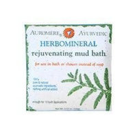 Ayurvedic Herbomineral Mudbath Powder Auromere Ayurvedic Products 16 oz Powder