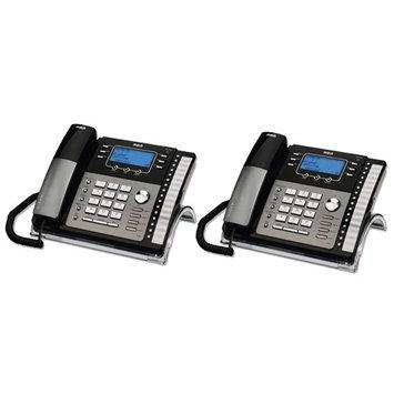 GE/RCA 25425RE1-KIT2 4 Line Corded Phone Kit
