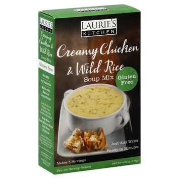 Naturally Lauries Mix Soup Cremey Chicken Wldrc 177 Gr Pack of 6
