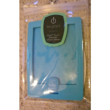 Ex Point Kobo Touch eReader Silicon Sleeve - Teal