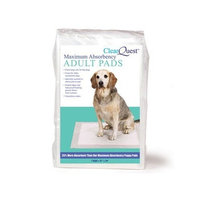 Clear Quest Max Absorbency Pet Adult Pads