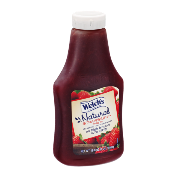 Welch's Natural Strawberry Spread
