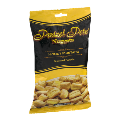 Pretzel Pete Nuggets Honey Mustard