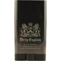 Dirty English by Juicy Couture For Men. Deodorant Stick 2.6-Ounces