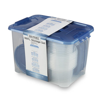 Gourmet Solutions 88 pc. Food Storage Set - CAM CONSUMER PRODUCTS, INC
