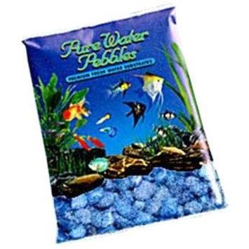 Mojetto Worldwide Imports AWW70111 Color Gravel, 25-Pound, Marine Blue,