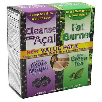 NxLabs Weight Loss Cleanse and Burn Kit 84 ea