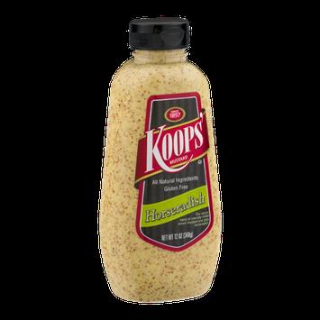 Koops' Mustard Horseradish