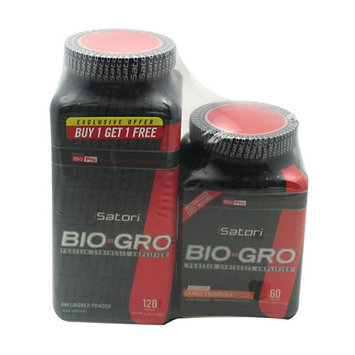 iSatori Bio-Gro 180g + Bio-Gro 60 Orange Creamsicle + Original