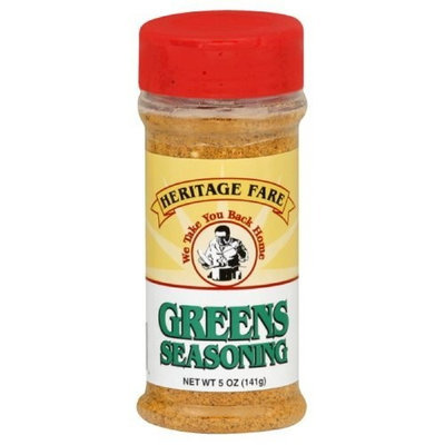Heritage Fare Green Seasoning, 5-Ounce (Pack of 6)