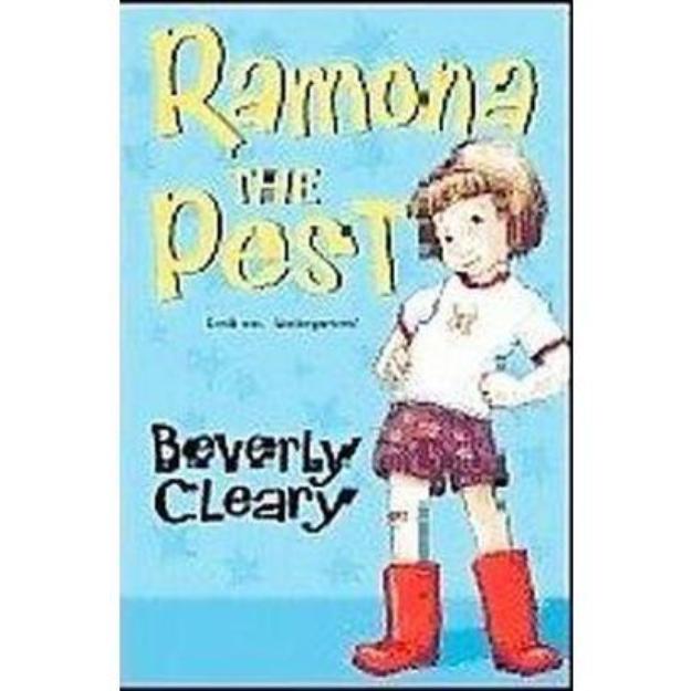 Ramona the Pest (Reprint) (Hardcover)