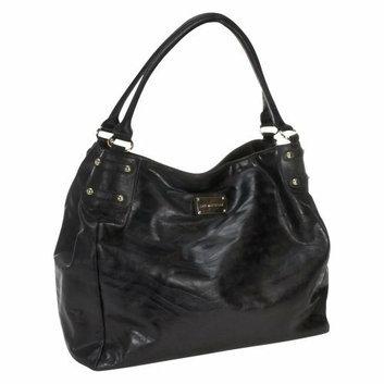 Amy Michelle Zebra Go Bebe Diaper Bag - Black