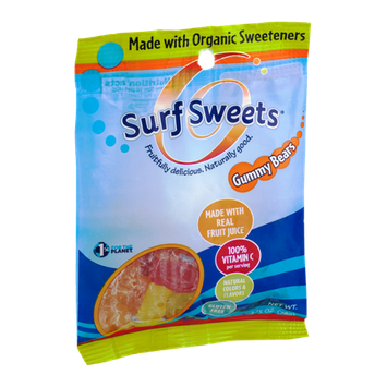 Surf Sweets Gummy Bears